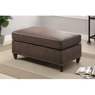Charlton Home Partone Cocktail Ottoman