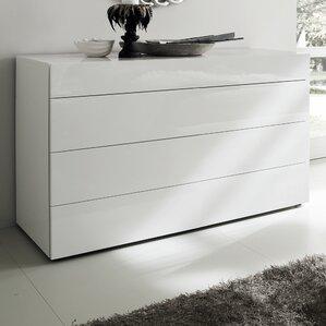 Start 4 Drawer Dresser by Rossetto USA