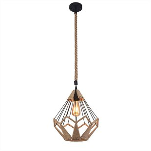 Dearing 1-Light Geometric Pendant