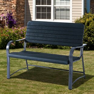 Plastic Bench By Sol 72 Outdoor