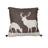 Reindeer Pillow Wayfair