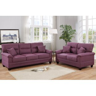 Taplin 2 Piece Living Room Set by Winston Porter