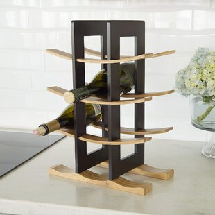 Home 12 Bottle Tabletop Wine Rack by Anch..