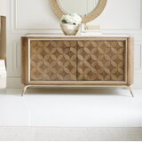 Pattern Play Buffet by Caracole Classic