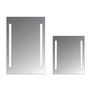 Bennum LED Lighted Accent Mirror