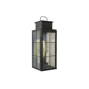 Wildes 2-Light Outdoor Wall Lantern by Breakwater Bay