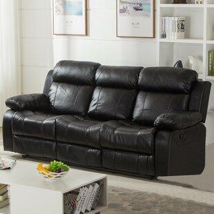 Girouard Double Reclining Sofa by Red Barrel Studio