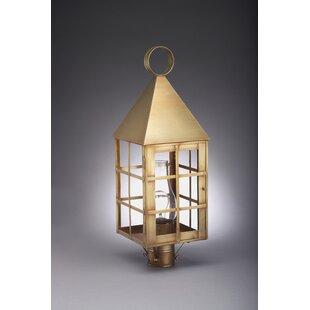 Gipson 3-Light Lantern Head by Alcott Hill