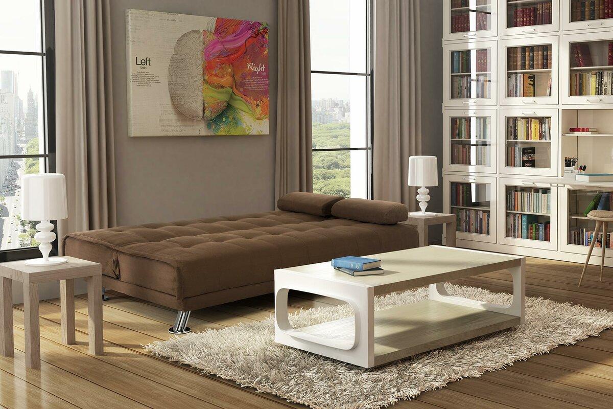 Andover Mills Dillard Premium Sleeper Sofa & Reviews | Wayfair