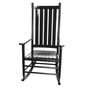Read Reviews Thor Rocking Chair by Gracie Oaks Reviews (2019) & Buyer's Guide