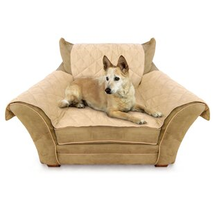Box Cushion Armchair Slipcover By K&H Manufacturing