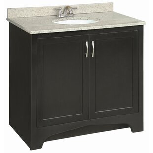 Trystan 36 Double Door Cabinet Vanity Base by Winston Porter