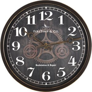 Cameron Round Wall Clock