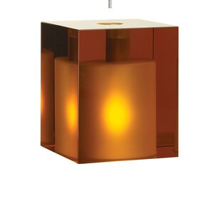 Tech Lighting Cube Track Pendant
