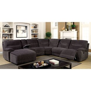 Shop For Hollowell Sectional by Red Barrel Studio Reviews (2019) & Buyer's Guide