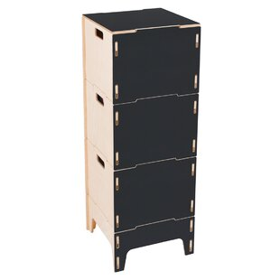 Paddock Wooden Filing Cabinet