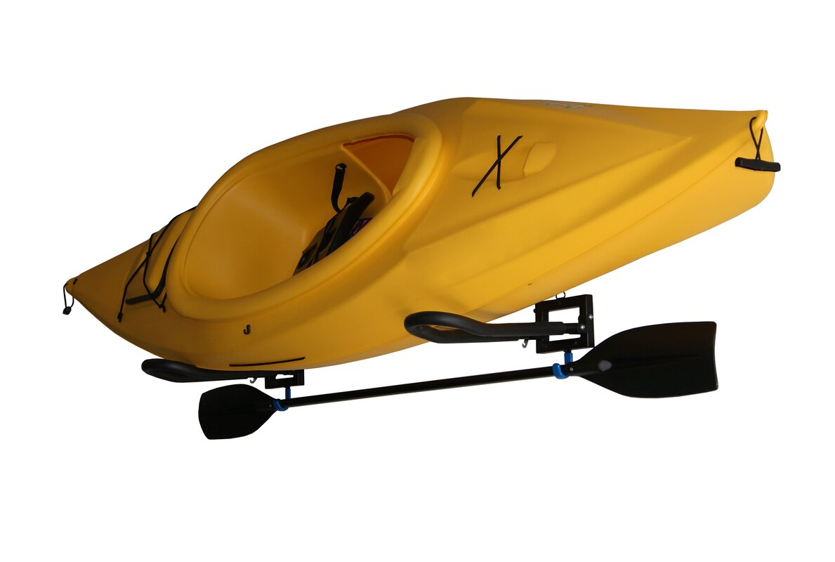 Gear Up Inc. Kayak / Canoe Storage and Portage Ultimate Wall ...