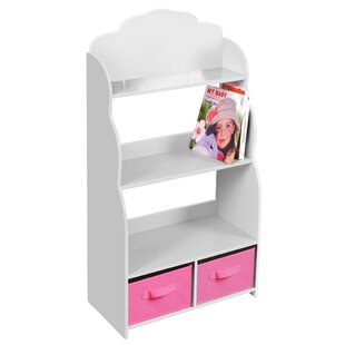 Quarles 90.5cm Bookcase By Harriet Bee