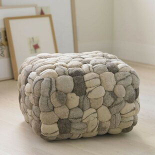 Soft Stone Pouf by VivaTer..