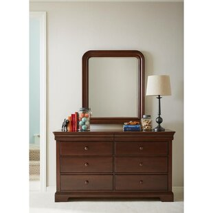 Big Save Teaberry Lane 6 Drawer Double Dresser With Mirror by Stone & Leigh™ by Stanley Furniture Reviews (2019) & Buyer's Guide