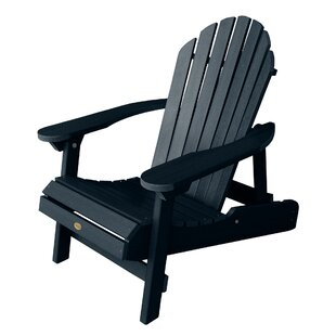 Longshore Tides Camacho Plastic Adirondack Chair