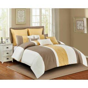 Jurgensen 8 Piece Comforter Set