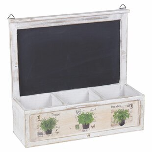 Seed Wooden Planter Box By Symple Stuff