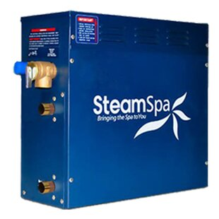 SteamSpa 12 KW Steam Generator by Steam Spa