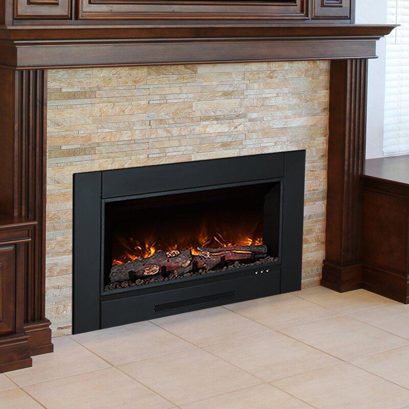 Modern Flames ZCR Series Electric Fireplace Insert & Reviews   Wayfair