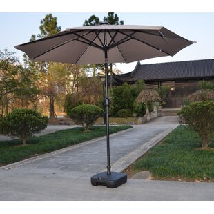 Hurst 10' Market Umbrella by Bayou Breeze