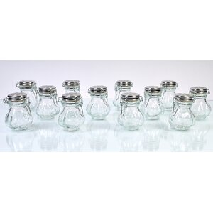 Meloni Spice Jars (Set of 12)
