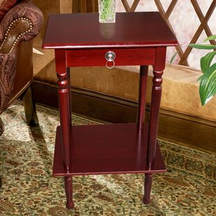 Buchholz End Table by Charlton Home