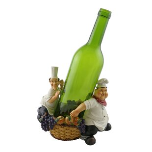 Fran Laurel and Hardy with Basket 1 Bottl..