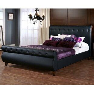Ashenhurst Full/Double Upholstered Sleigh Bed by Wholesale Interiors