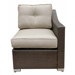 Tampa Left Arm Single Chair with Cushion