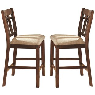 Hannon Upholstered Dining Chair (Set of 2)