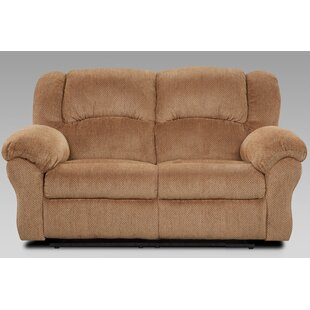Reviews Pfarr Reclining Loveseat by Winston Porter Reviews (2019) & Buyer's Guide