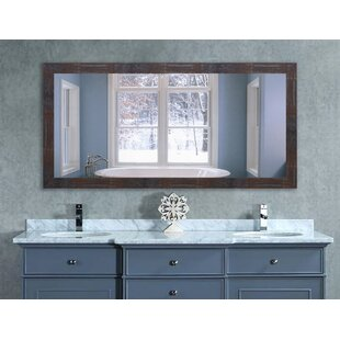 Low priced Graziano Bathroom/Vanity Mirror By Williston Forge