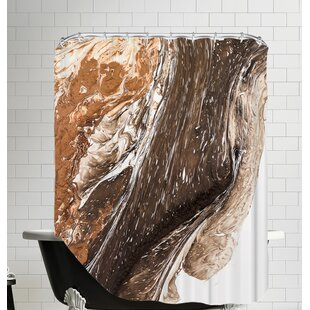 Unburdened Single Shower Curtain