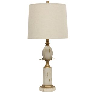 Online Reviews Malik Traditional 33.5 Table Lamp By Bayou Breeze
