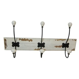 Bo Wall Mounted Coat Rack By House Of Hampton