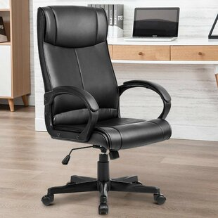 Compare & Buy Allon Executive Chair by Symple Stuff Reviews (2019) & Buyer's Guide
