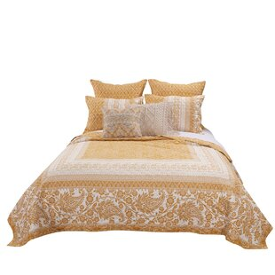 Lecenta Reversible Quilt Set