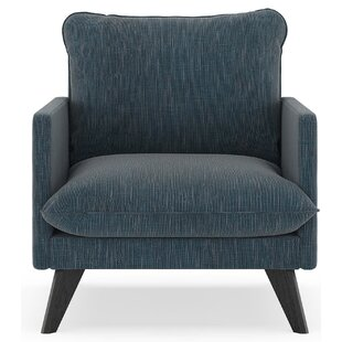 Dillingham Twilled Weave Armchair by 17 Stories