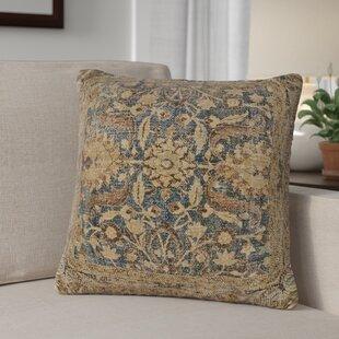 Binder Cotton Throw Pillow