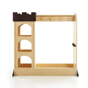 Compare & Buy Syed Castle Dramatic Play Storage By Harriet Bee