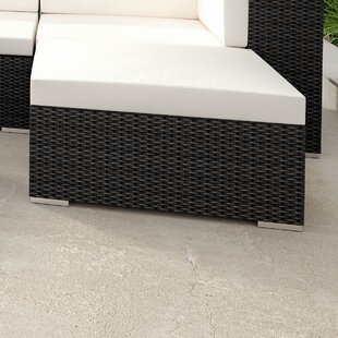 Brayden Studio Moorhouse Ottoman with Cus..