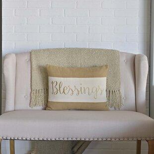Blessings Lumbar Pillow