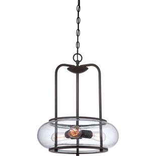 Braxton 3-Light Lantern Pendant