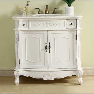 Meriden 36 Single Bathroom Vanity Set by Astoria Grand